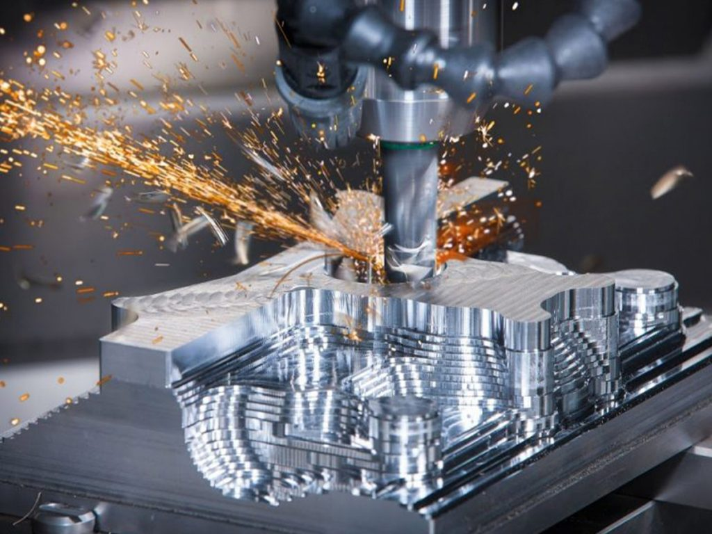 5 Advantages Of CNC Machining For Manufacturing Industry
