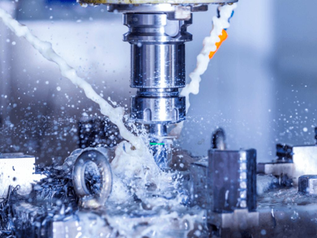 what is cnc milling & how it works